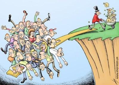 La desigualdad social es uno de los caldos de cultivo perfectos para Vox
