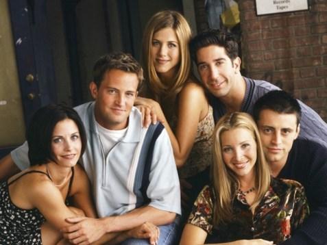 Friends y su humor, y cómo se construye en las sitcom
