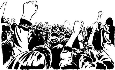 El conflicto de ideas y el cambio social van de la mano.