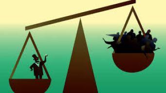 La lucha contra la desigualdad social y los impuestos.