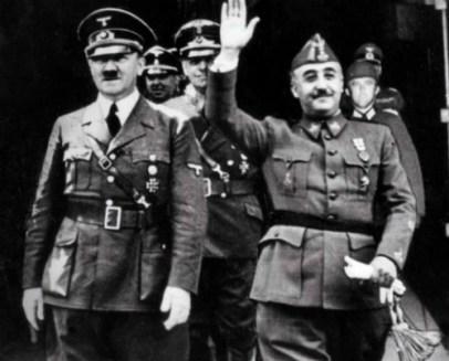 Franco y Hitler son historias muy distintas sobre cómo se produce la muerte de una democracia.