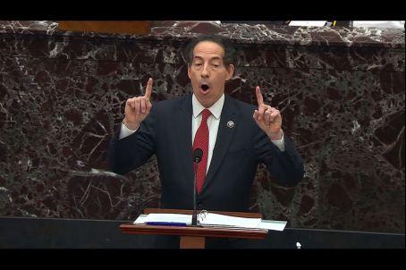 El comienzo del impeachment, con el primer discurso de los House Managers.