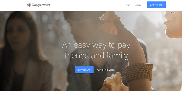 Best Payment Gateway - Google Wallet