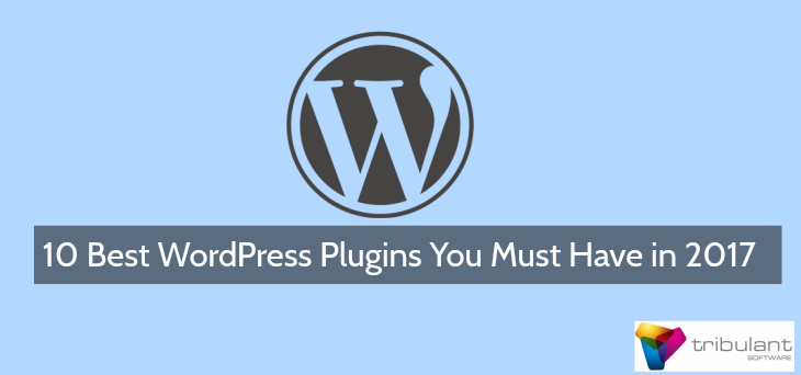 10 best wordpress plugins you must have in 2017 tribulant software