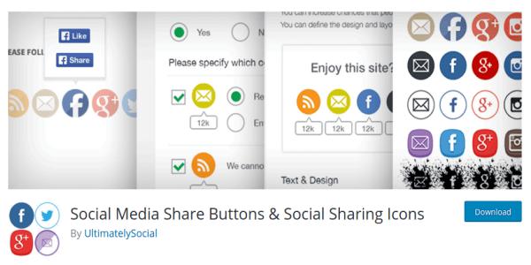 Social Media Share Buttons & Social Sharing Icons