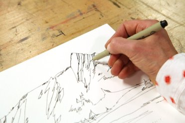 cours vidéo créatif aquarelle shari