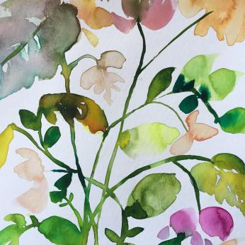 aquarelle inspiration artistes kiana mosley 2
