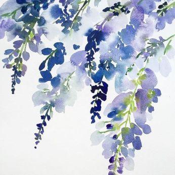 aquarelle inspiration artistes yao cheng 4