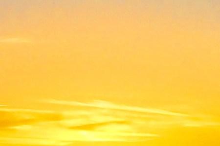 lundisoleil14mai sunset Villers sur mer