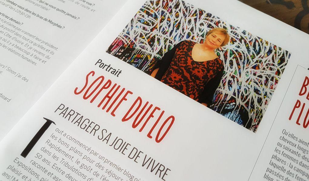 Femmes ici et ailleurs Sophie Duflo