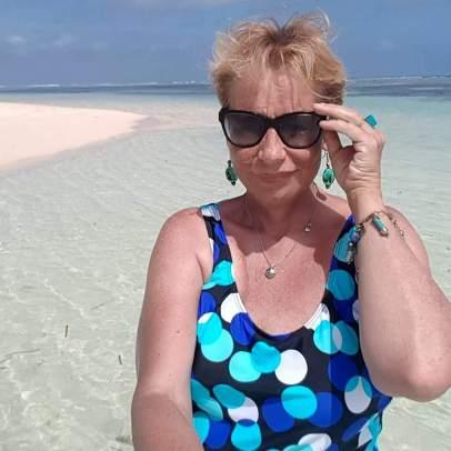tankini Laura kent turquoise île de la Digue Seychelles