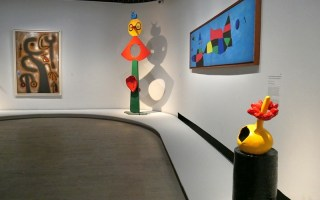 Exposition Joan Miro au Grand Palais Paris