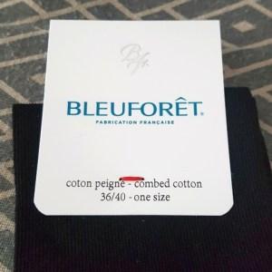 chaussettes Bleuforet