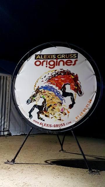 origines spectacle du cirque alexis gruss