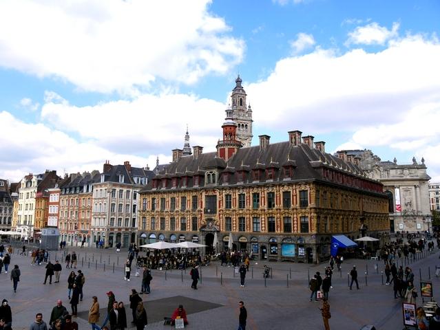 Lille la Grand Place