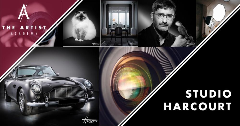 Studio harcourt masterclasse the artist academy