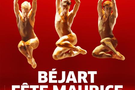 Béjart fête Maurice au Palais des Congrès Paris