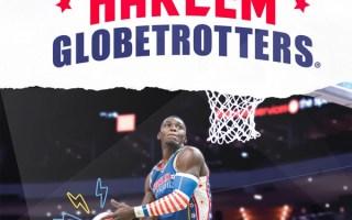 Harlem Globetrotters en tournée en France en 2020