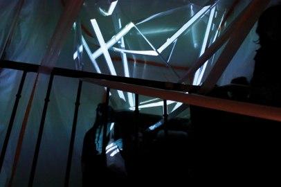 Installation par Latona Mike