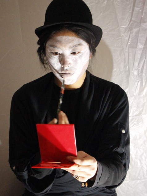 Performance by Autumn Ahn / Photo: Seewon Jung