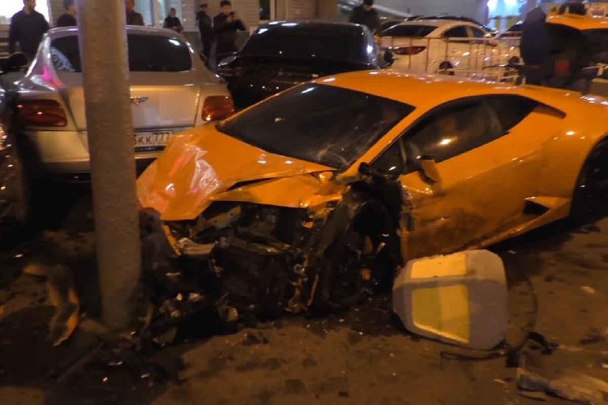Видео: погледнете како изгледа сообраќајка за неколку милиони долари