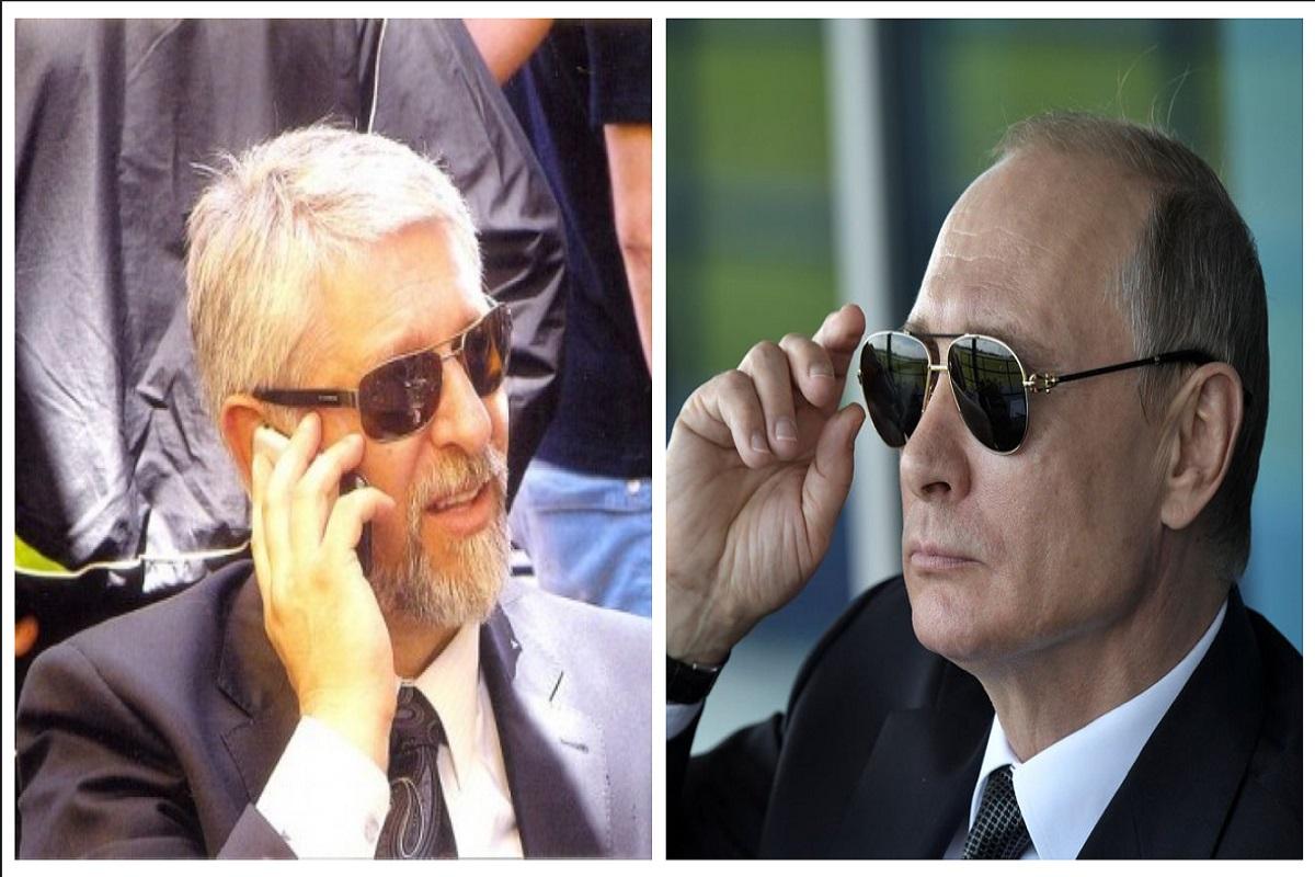 Стевчо го засени Путин
