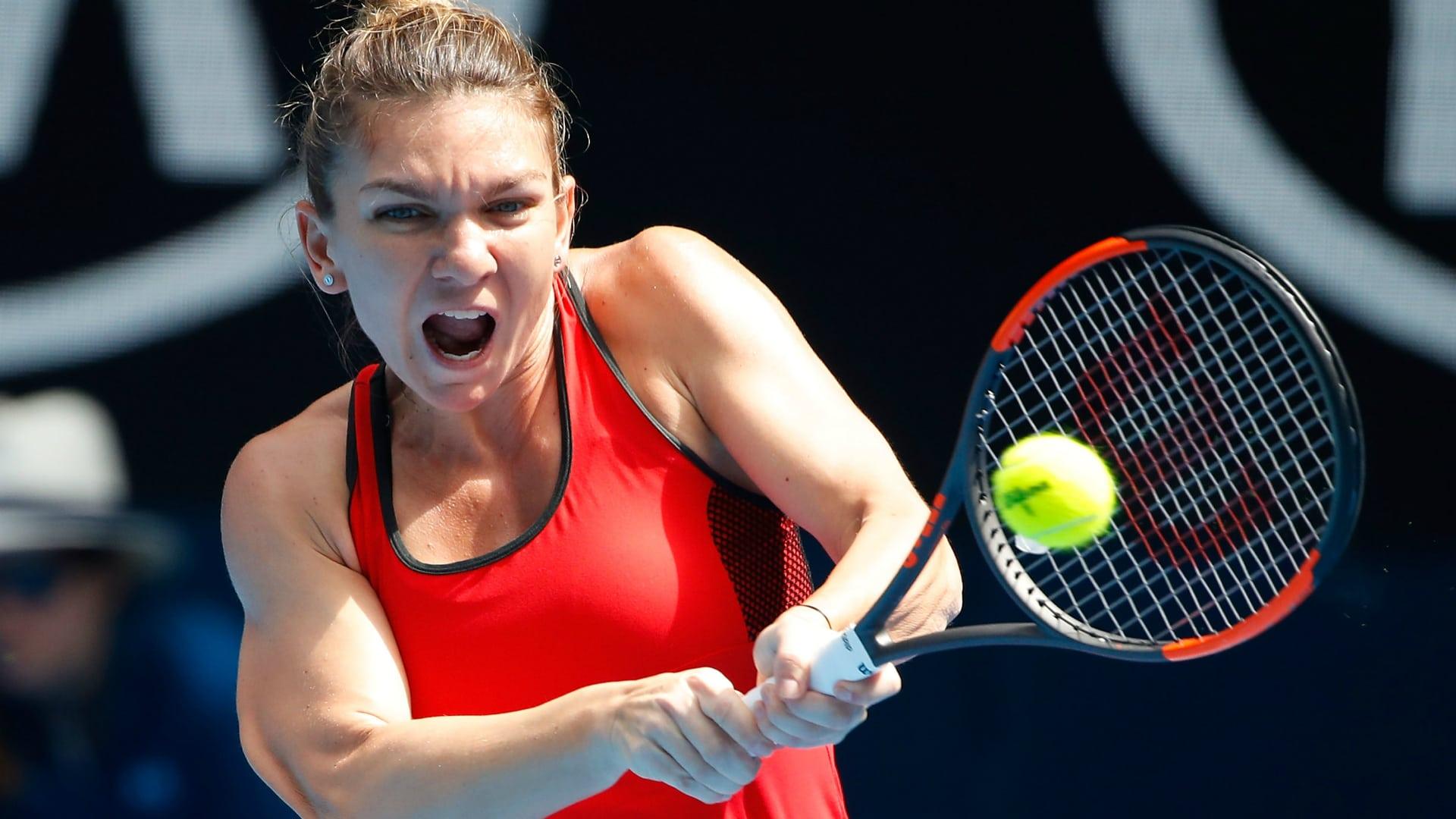 Simona Halep din nou în finală la Roland Garros