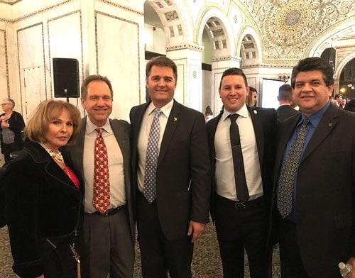 Pentru prima dată în istoria SUA avem 2 români ce candidează  la Congresul Federal – ambii din partea partidului republican, ambii în California