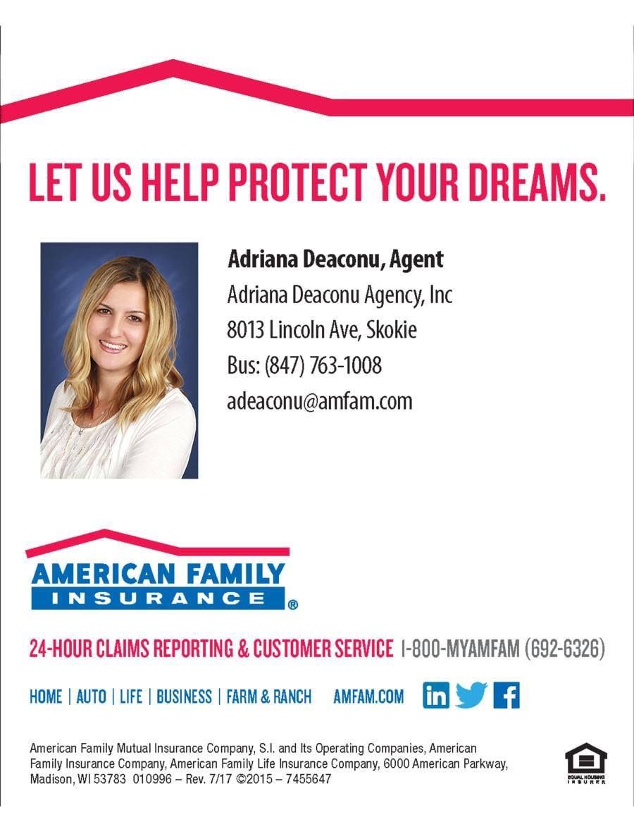 Adriana Deaconu – American Family Insurance