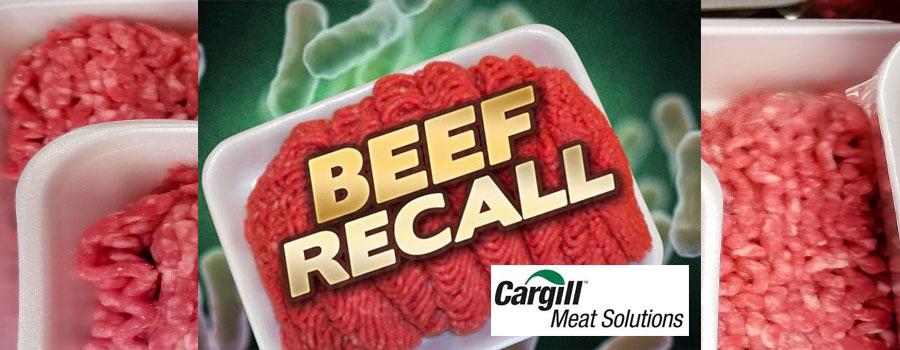RECALL: CARNE DE VITĂ suspectă de contaminare cu E.coli – a ucis 1 persoană!