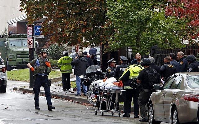 Masacrul din sinagoga din Pittsburgh lasă în urmă 11 morți și 6 răniți
