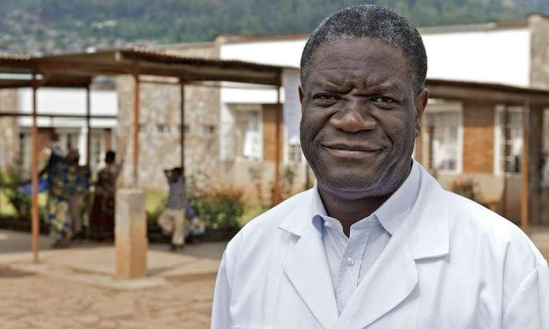 Premiul Nobel pentru Pace 2018 este acordat unui medic creștin care tratează victimile violului