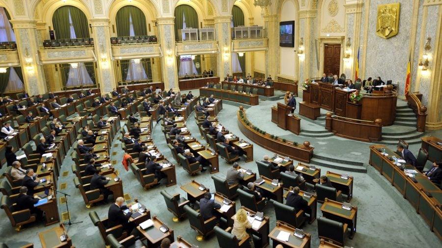 Senat: Propunerea legislativă privind parteneriatul civil, respinsă