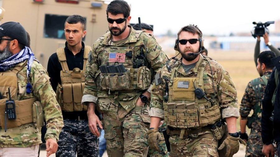 Ordinul de retragere a trupelor americane din Siria a fost semnat