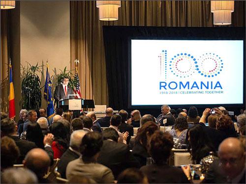 Centenarul României Mari - Chicago - 2