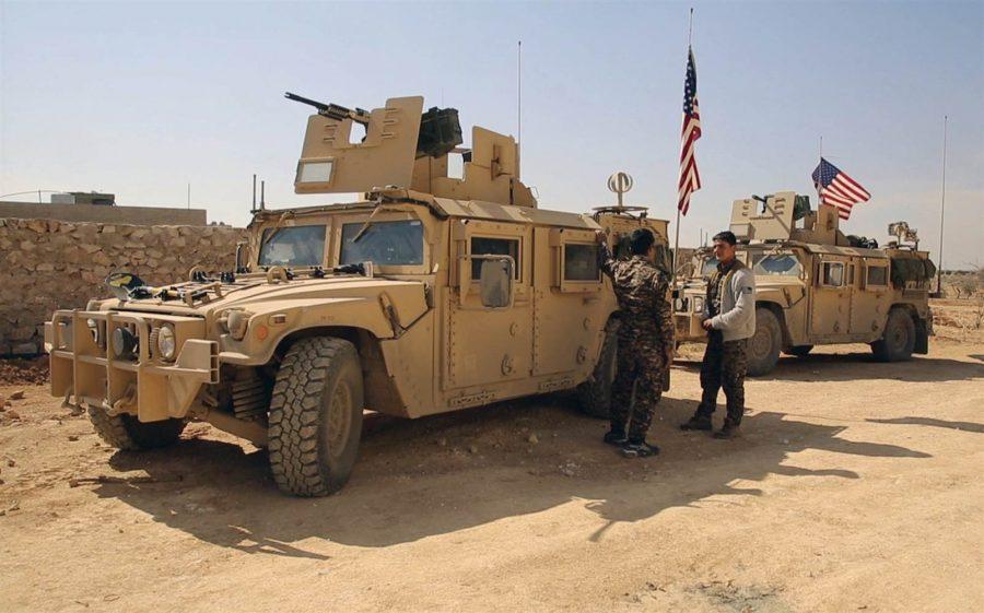 SUA: Pentagonul a anunțat începerea procesului de retragere a trupelor americane din Siria