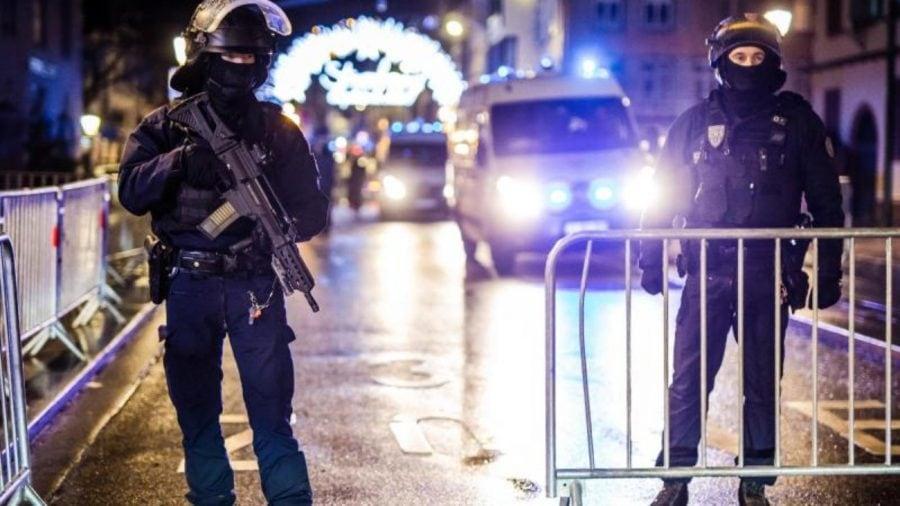 Atac armat la Strasbourg: Al treilea incident din acest an în Franța clasificat oficial drept act terorist