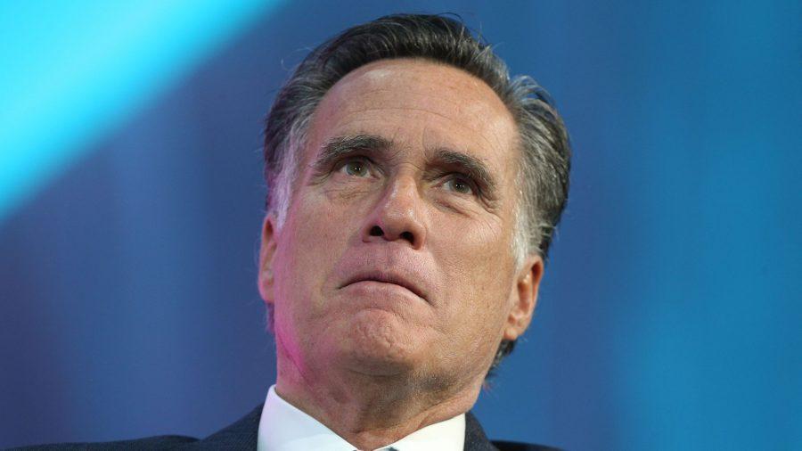 Mitt Romney greșește din nou