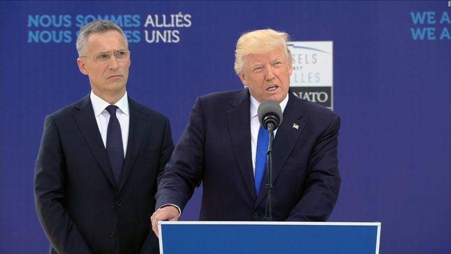"""INF: SUA vor dezvolta """"opţiuni de răspuns militar"""" cu NATO"""