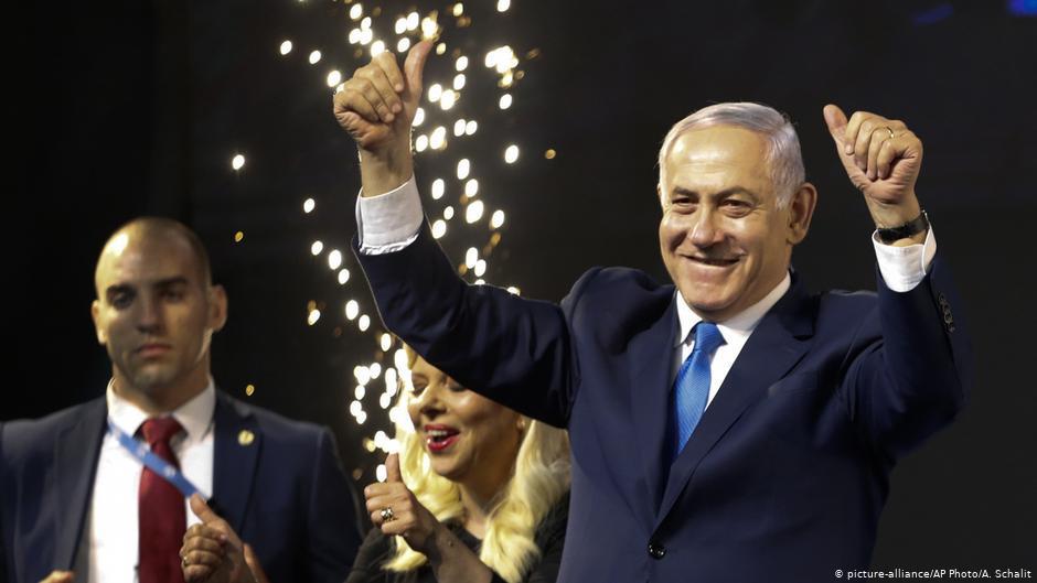 Premierul Benjamin Netanyahu a câştigat alegerile din Israel