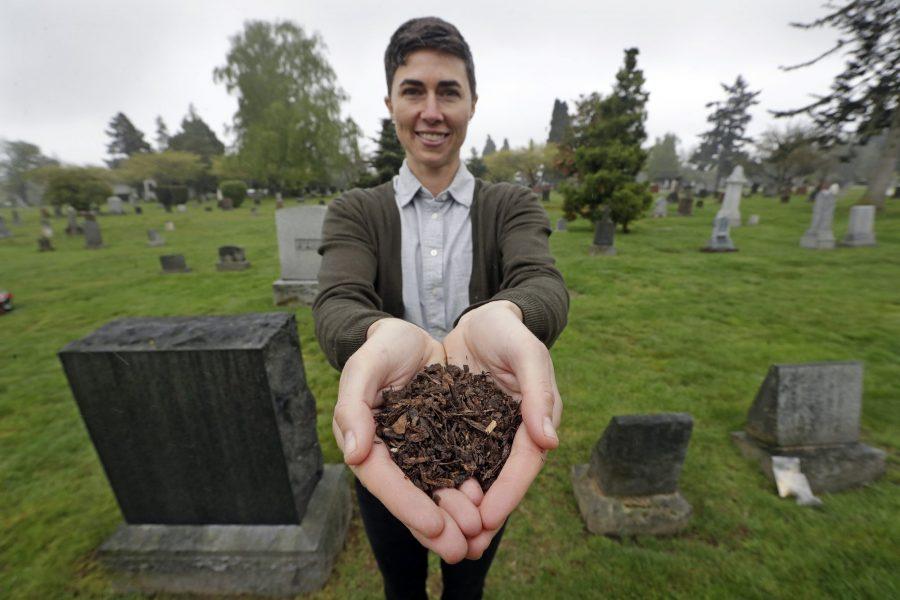 "Washington a devenit primul stat american care a legalizat ""compostul uman"""