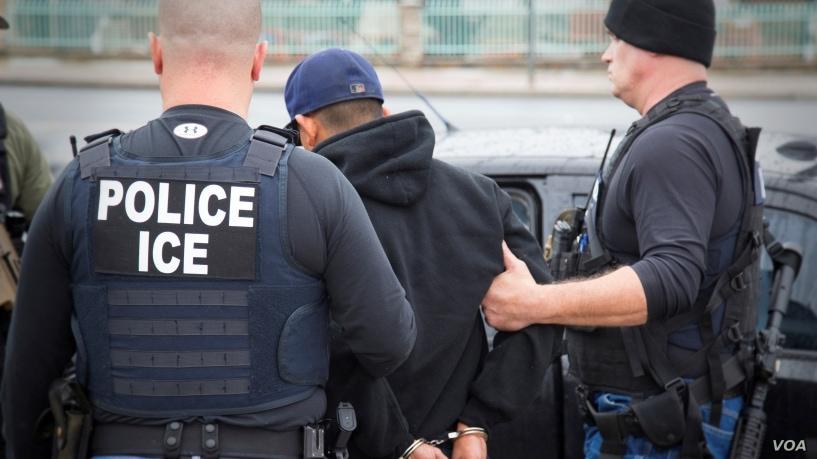 Raport DHS: Sute de imigranți reținuți la frontieră au cazier infracțional în SUA