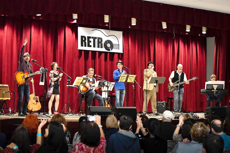 Pe Portativul Iubirii… cu Cenaclul Retro – Chicago