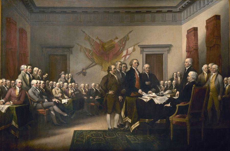 Declarația de Independență a Statelor Unite ale Americii – istoric