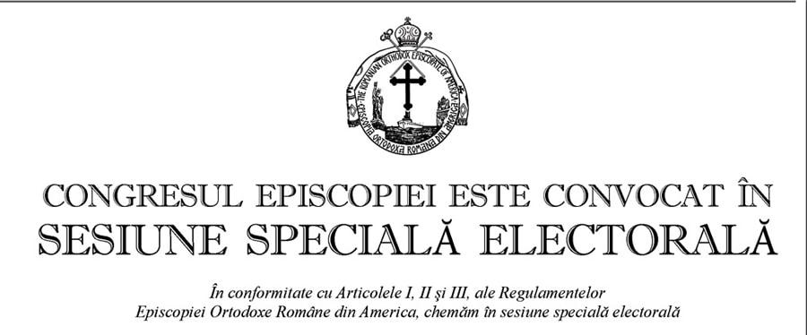 Al 87-lea Congres Anual al Episcopiei Ortodoxe Române din America