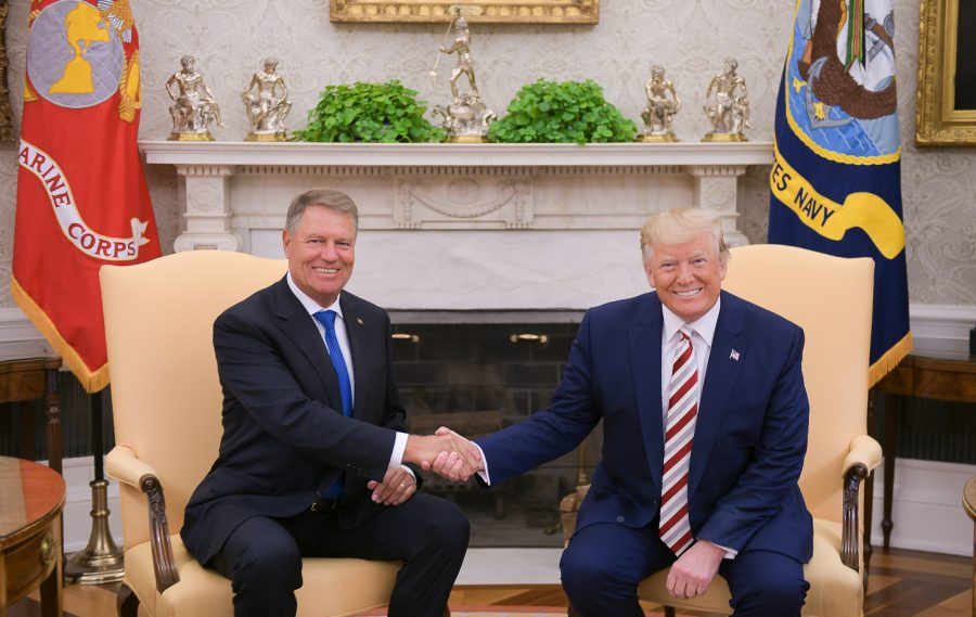 Președintele Donald J. Trump celebrează parteneriatul nostru puternic cu România