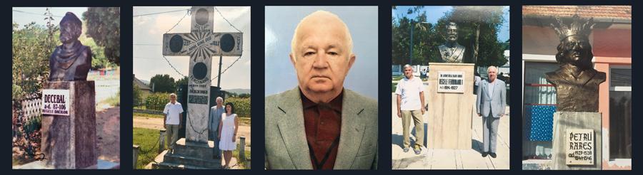 Un vrednic slujitor al culturii românești – Dr. Traian Gh. Dascăl – IN MEMORIAM