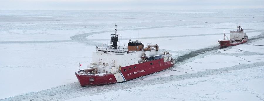 Arctica şi reconfigurarea sferelor de influenţă americane şi ruseşti