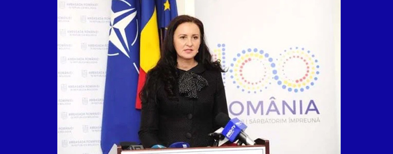 Românii de pretutindeni: Interviu cu Natalia-Elena Intotero