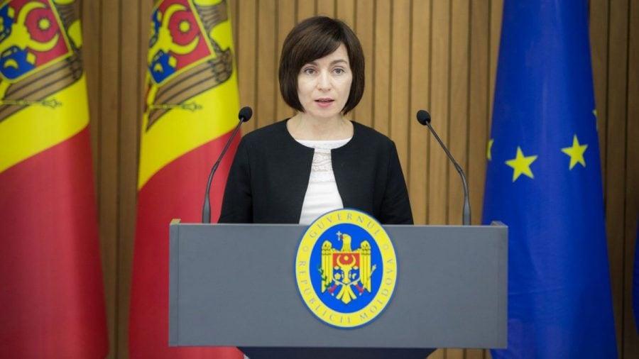 Republica Moldova: Guvernul condus de Maia Sandu a fost demis prin moţiune de cenzură